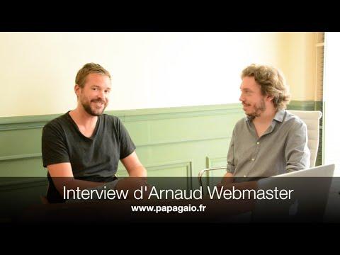 Comment Arnaud est-il devenu webmaster indépendant ? [ Interview ]