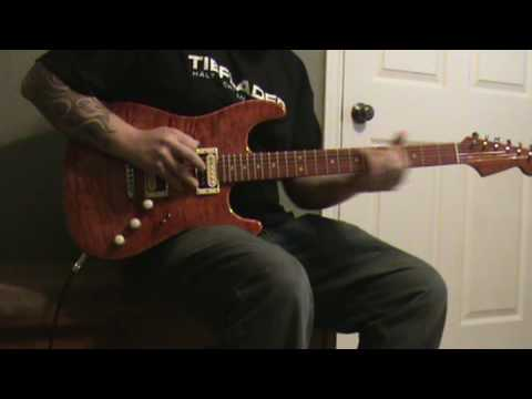 Warmoth Strat Test - Red