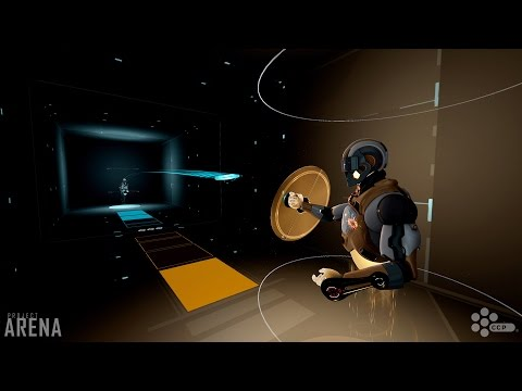 CCP Teases 'Project Arena',  Mixed Reality VR Sport