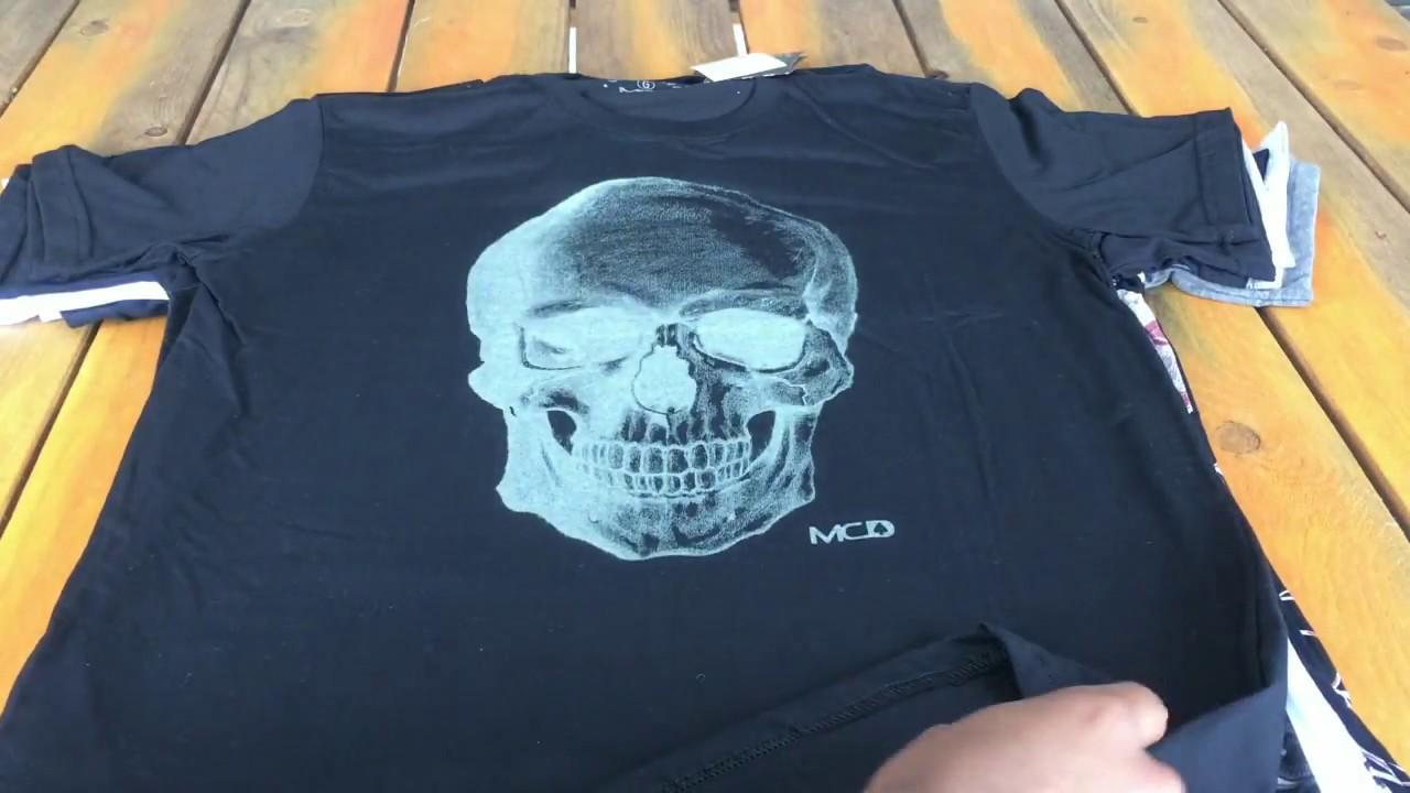 d365bbd0610df Camisetas MCD no Atacado - Coleção 2018 - YouTube
