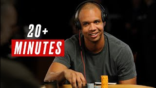 THE TIGER WOODS OF POKER - Greatest Poker Moments From Phil Ivey ♠️ PokerStars
