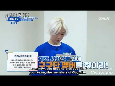 (Super TV) Super Junior knowledge about the recent Girl Group (Yesung, Donghae, Eunhyuk)