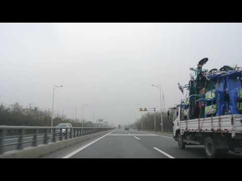 20170108_Driving to Kunshan