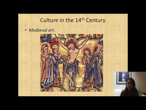 Culture in the 14th Century