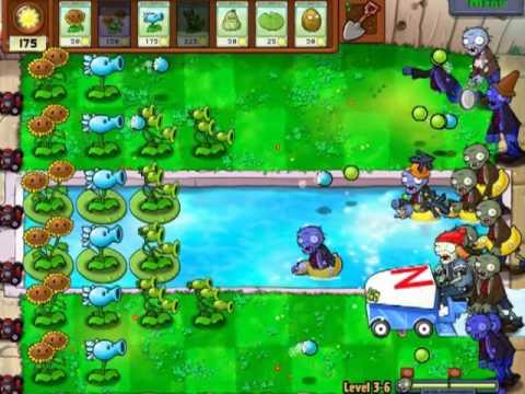 Plants Vs Zombies Youtube