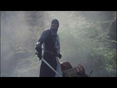 Trailer: Monty Python and the Holy Grail as a serious action drama