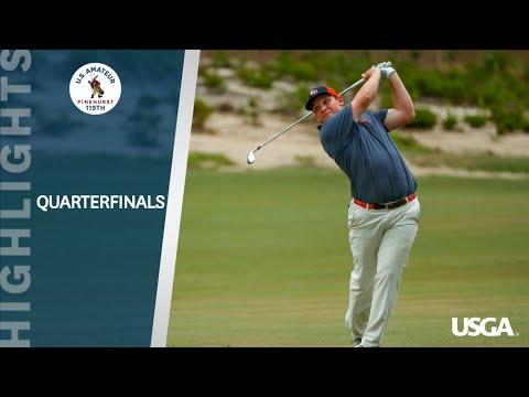 Highlights: 2019 U.S. Amateur Quarterfinals