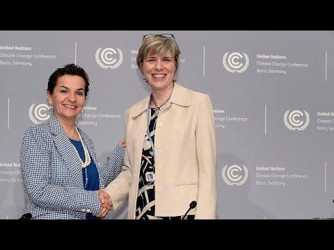 UN Climate Change Secretariat Taking Thalys Train to Paris