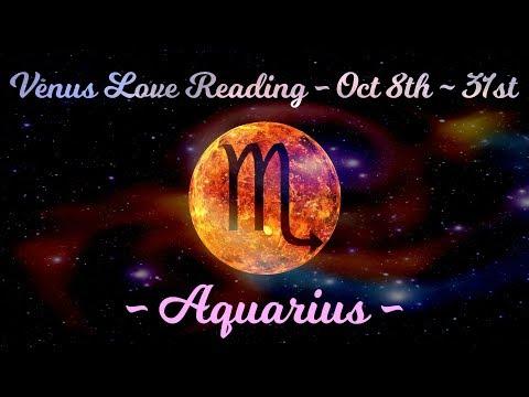 Aquarius ~ Karmic Cycle Ending! ~ Venus Love Reading 2019 Oct
