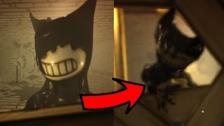 BENDY CHANGED!!!