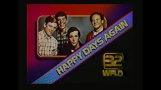 WFLD Channel 32 - Happy Days Again -
