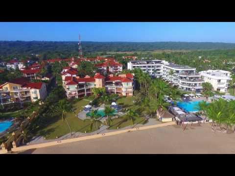 Drone Playas de Cabarete Republica Dominicana