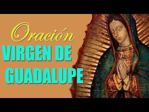 Oración Milagrosa a la Virgen de Guadalupe para pedir un imposible