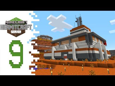 Hermitcraft (Minecraft) - EP09 - Pretty Lights!