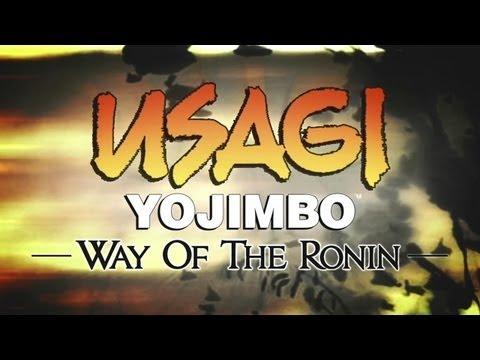 Official Usagi Yojimbo: Way of the Ronin Launch Trailer