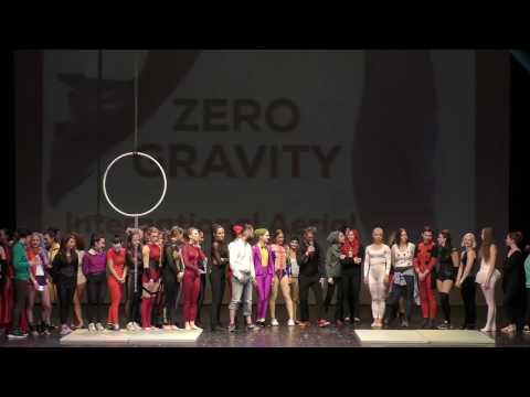 Final Awards  Zero Gravity International aerial art festival  Tallinn 2017