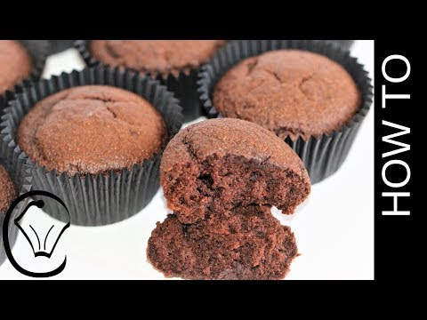 Flourless Chocolate Cupcakes Gluten Free Dairy Free