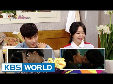 Hyesun, 'Sunghoon' is the best kisser Happy Together2016.07.07