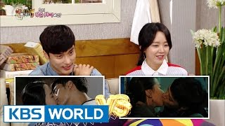 Hye-sun, 'Sung-hoon' is the best kisser [Happy Together/2016.07.07]