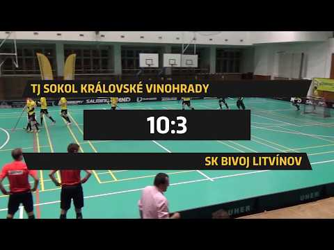 Highlights || SKV vs. SK Bivoj Litvínov
