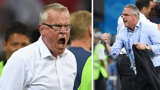 """""""Ekelhaftes Verhalten"""": Schweden wirft DFB-Team mangelnden Respekt vor"""