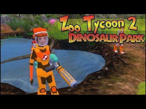 Furious Dracorex Rampage!! || Zoo Tycoon 2: Episode #4 - Dinosaur Park