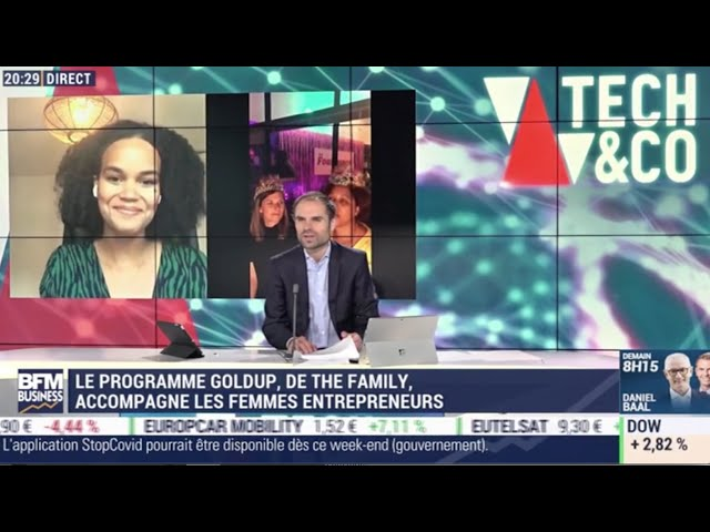 Goldup sur BFM business