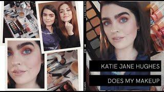 Katie Jane Hughes Does My Makeup: Glowy Skin GOALS | The Anna Edit