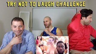 Gambar cover Funny videos - Try not to laugh Challenge