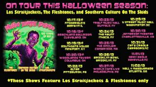 Mondo Zombie Boogaloo Tour, Southern Culture On The Skids, Los Straitjackets, The Fleshtones