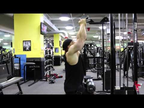 60 Seconds With Flex | 3 Motion Close Grip Pulldown