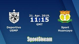 ⚽Universidad San Martin vs Sport Huancayo⚽ Liga 1 Apertura Peru Cup 2019 | 😱SIMULACIÓN🎮