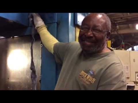 Custom Rubber Corp. Safety: How to Feed Rubber into a Rubber Injection Molding Machine