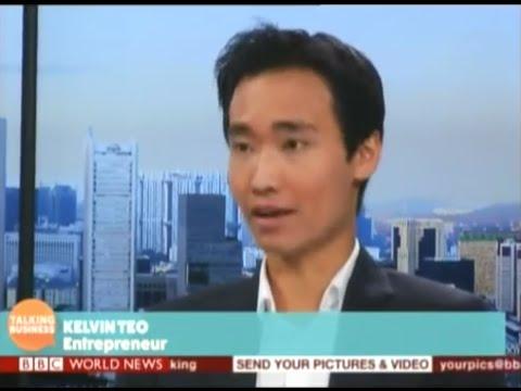 BBC Talking Business Kelvin Teo, Funding Societies
