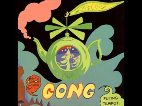 Gong - Flying Teapot Mp3