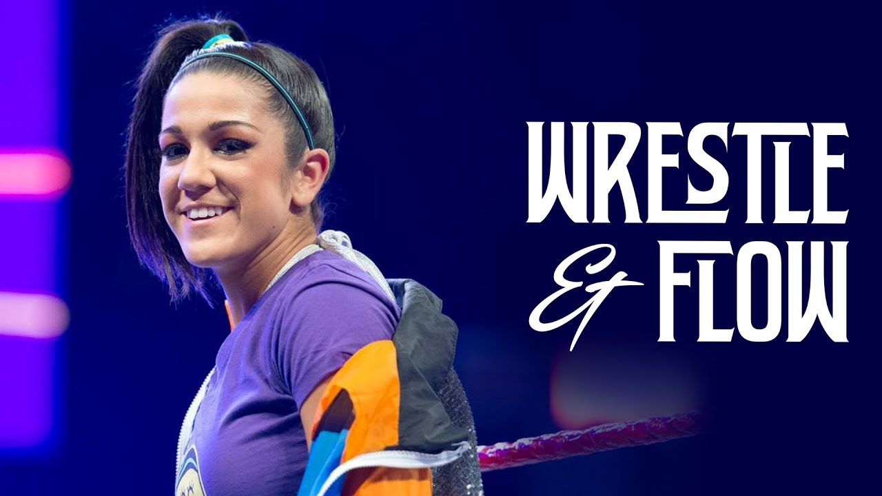 Wrestle and Flow - Ep  20 - Bayley