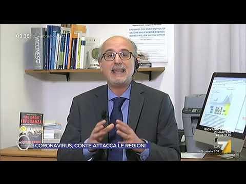 Coronavirus, il parere dell'esperto Pier Luigi Lo Palco: 'Perché tutta questa attenzione? Con ...