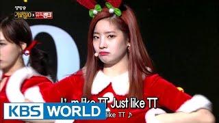 TWICE (트와이스) - TT [Music Bank / 2016.12.23]