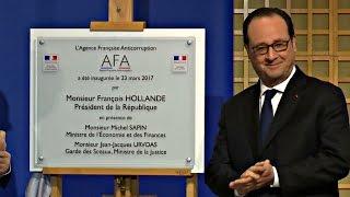 Президент Франции объявил о создании антикоррупционного агентства (новости)