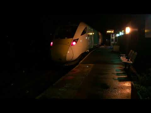 800023 Passing North Road working the 5X80 Merchant Park Sidings to Doncaster Carr IEP Depot