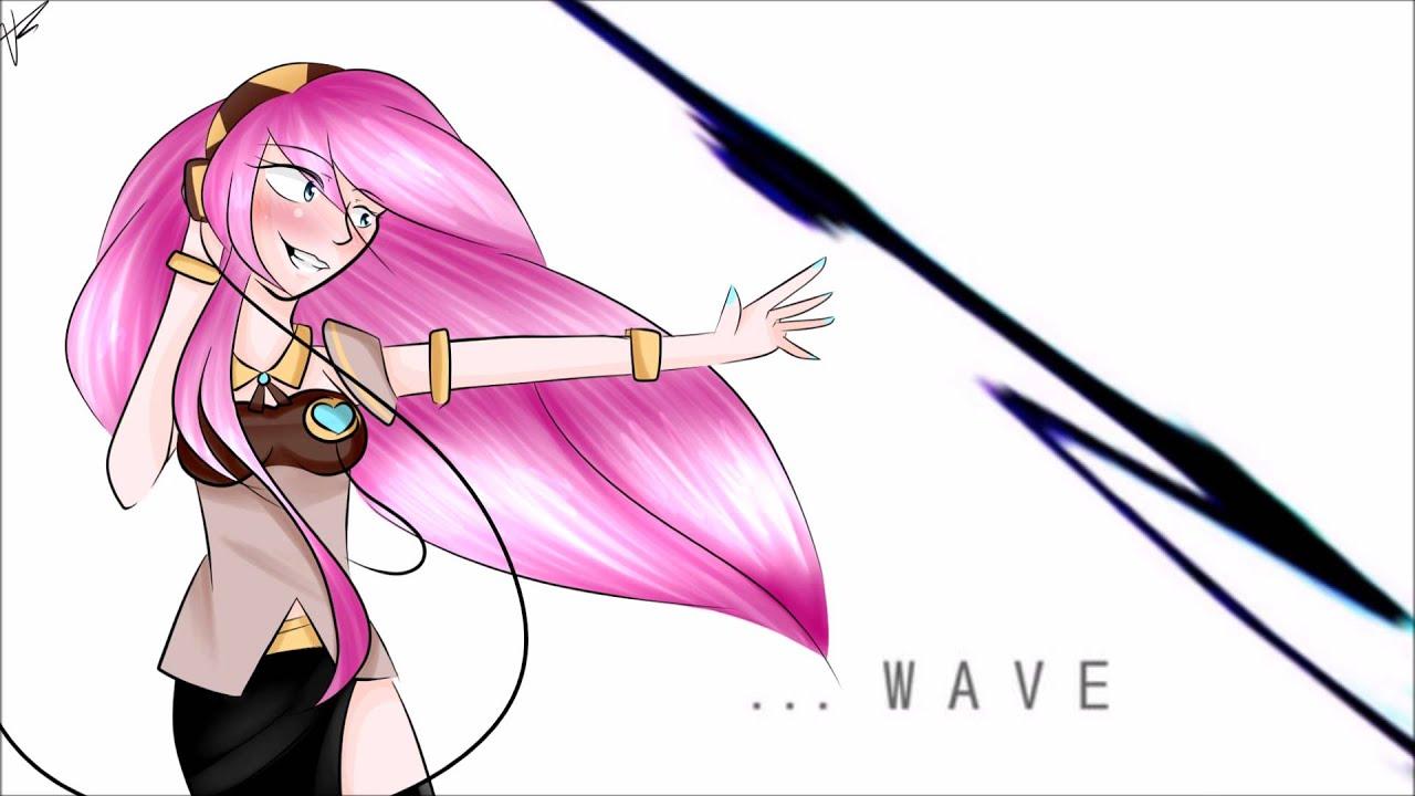 lirik wave vocaloid