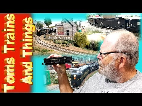 Running New Rolling Stock On My HO Layout