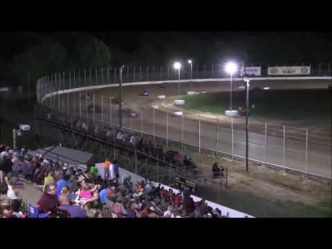 Thunderbird Speedway  Heat #1 A Mod  5-11-2018