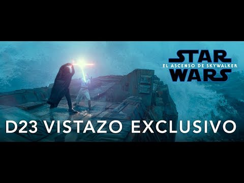 Star Wars: El Ascenso de Skywalker l Vistazo exclusivo D23
