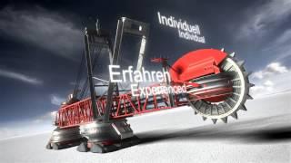 Heavy industrial solutions - Industriegetriebe-Lösungen von SEW-EURORIVE