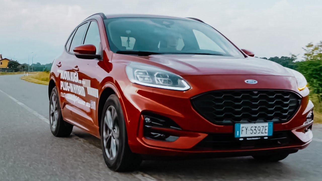 Ford Kuga 2020 Hybrid Plug-In   Test Drive   STLine X