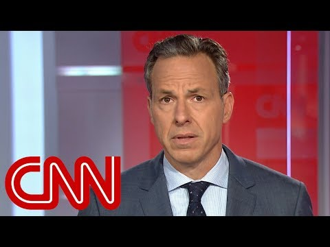 Tapper: Trump thinks its fine to mock Ford