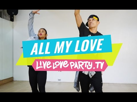 All My Love by Ariana Grande | Zumba® with Phil and Roz | Live Love Party