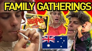 Aussie Family Gatherings