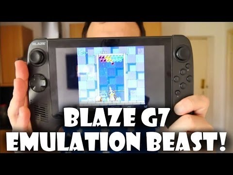 Blaze Tab G7, Portable Emulation Beast!